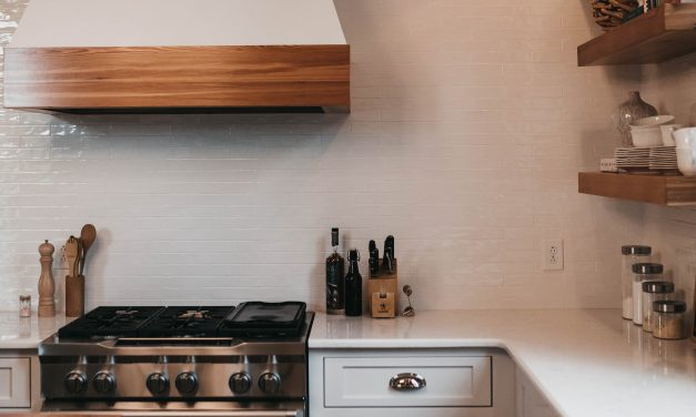 Get a Safe Stove Top Exhaust Hood (and be careful with natural gas)