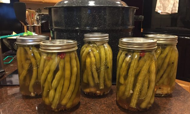 Pickle this! A guide to home canning