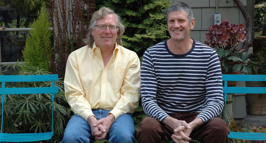 Climate Q&A with gardening gurus Glenn Withey and Charles Price